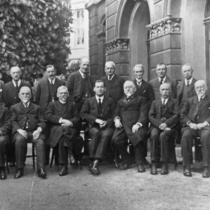 Deacons and Trustees, Tabernacl, permission Conwy County Archives